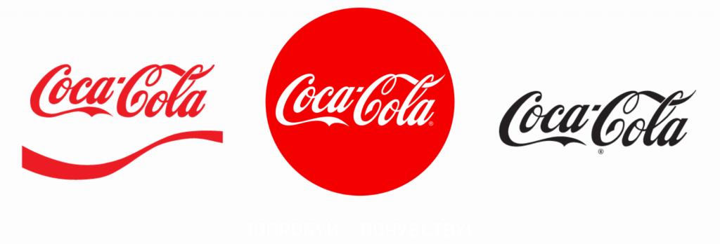 Кока-кола лого