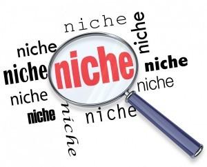Pick your niche